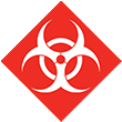 Medical Waste Disposal Icon
